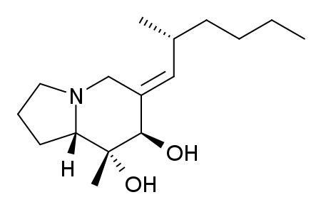 Allopumiliotoxin