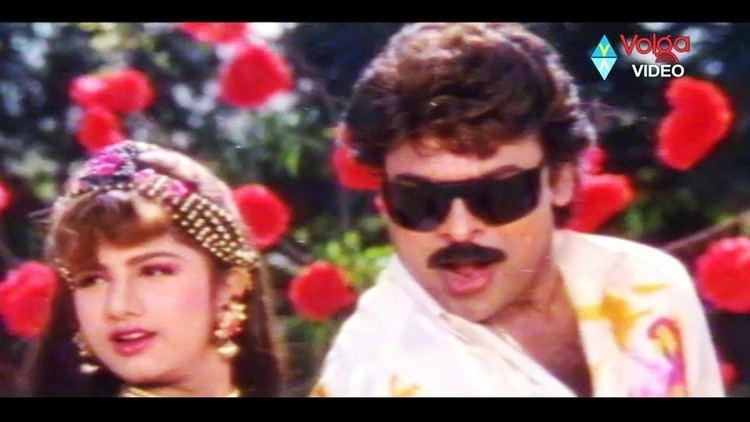 Alluda Majaka Alluda Mazaaka Movie Songs Reddu Reddu Bugga Reddu Chiranjeevi