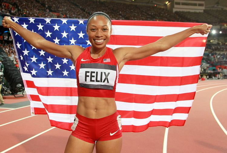 Allyson Felix Nike News Allyson Felix to rally runners at Nike Night