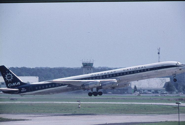 ALM Flight 980 Overseas National Airways Crew Friendship Site