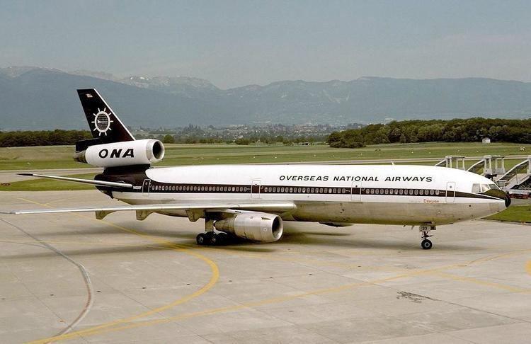 ALM Flight 980 Overseas National Airways