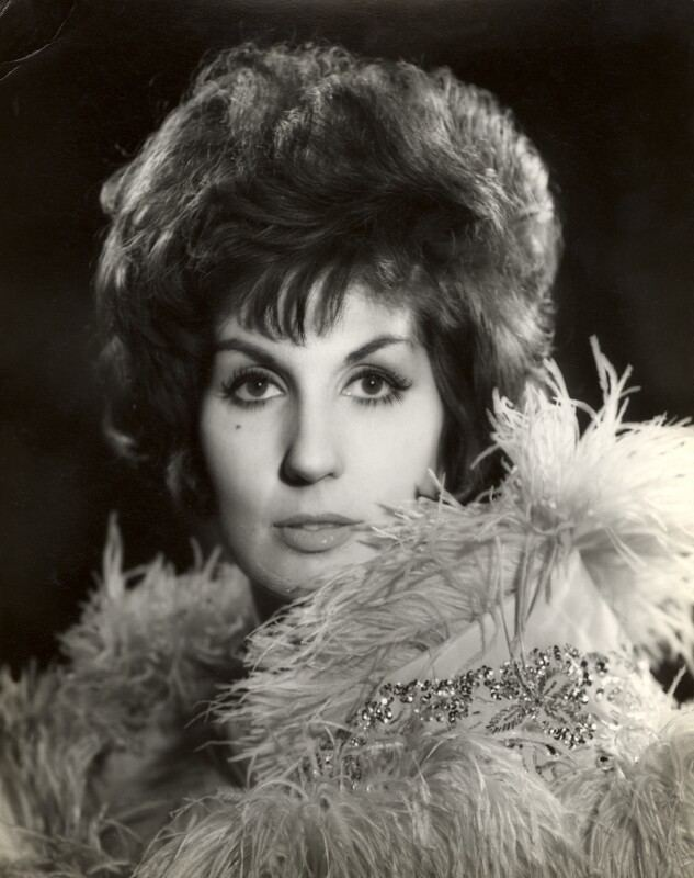 Alma Cogan NPG x87916 Alma Cogan Portrait National Portrait Gallery