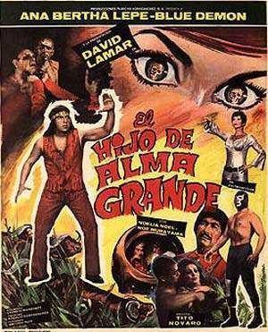 Alma grande Picture of El hijo de Alma Grande