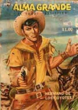 Alma grande Mexico Comic Alma Grande PH Publicaciones Herreras