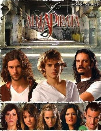 Alma Pirata Alma Pirata Series TV Tropes