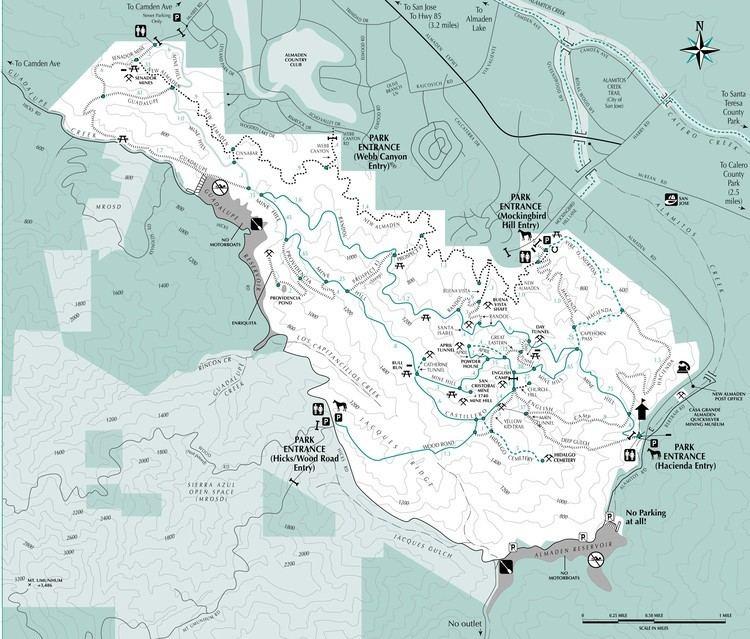 Almaden Quicksilver County Park - Alchetron, the free social ...