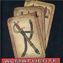 Almafuerte (album) httpsuploadwikimediaorgwikipediaenthumb5
