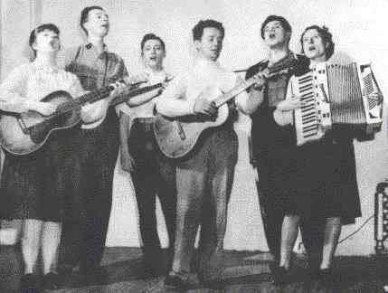 Almanac Singers The Almanac Singers 1940s