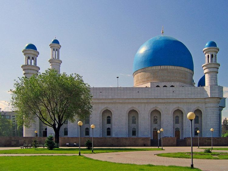 Almaty in the past, History of Almaty