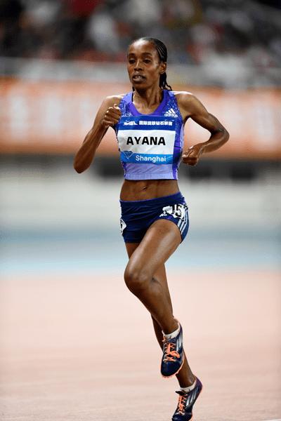 Almaz Ayana Ayana 39I39m ready for the world record39 IAAF Diamond