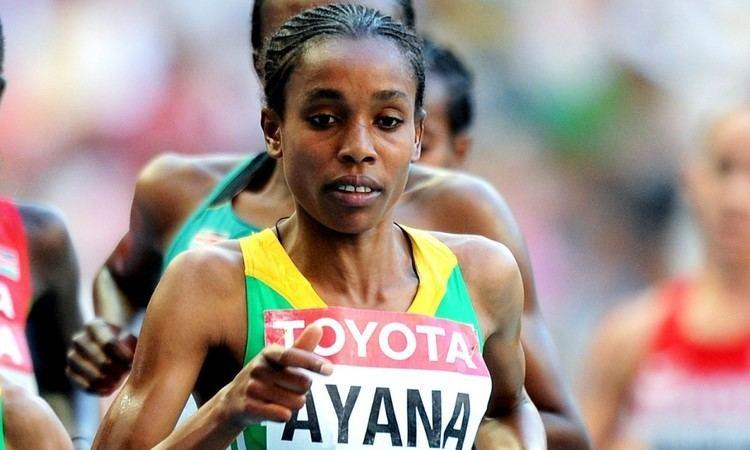 Almaz Ayana Almaz Ayana supreme in Shanghai Athletics Weekly