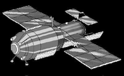 Almaz AlmazT ResursR 11F668 Gunter39s Space Page