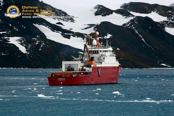 Almirante Maximiano (H-41) Defesa Area amp Naval Navio Polar NPo Almirante Maximiano H 41
