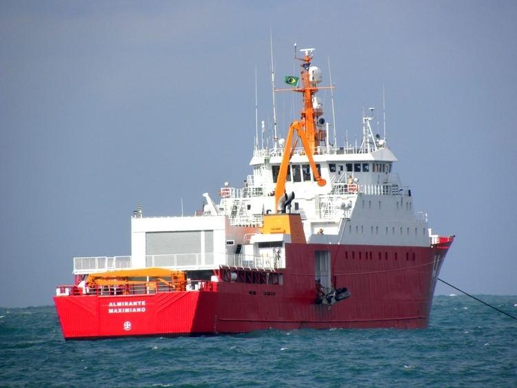 Almirante Maximiano (H-41) NGB Navio Polar Almirante Maximiano H 41