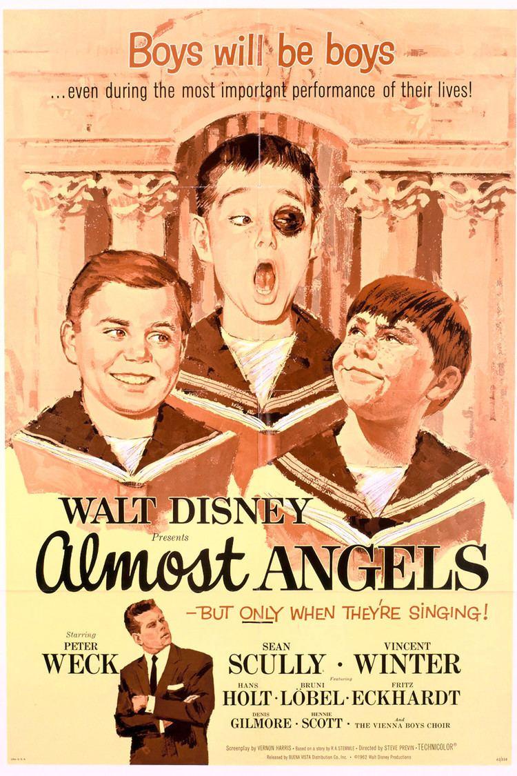 Almost Angels wwwgstaticcomtvthumbmovieposters7879p7879p