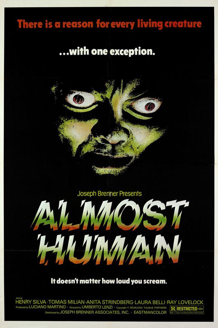 Almost Human (1974 film) wwwgstaticcomtvthumbmovieposters97055p97055
