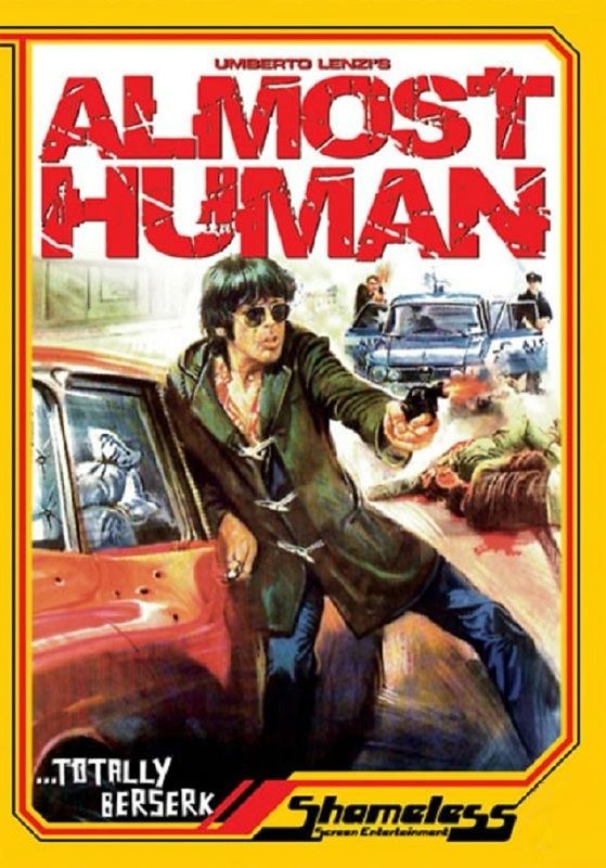 Almost Human (1974 film) Almost Human 1974