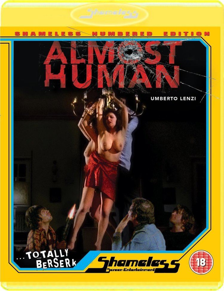 Almost Human (1974 film) Almost Human 1974 Shameless Numbered Edition Bluray Review