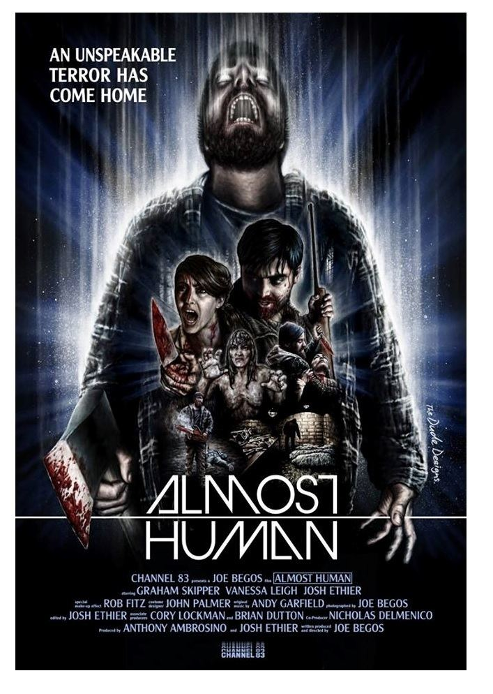 Almost Human (2013 film) AICN HORROR looks at CHEAP THRILLS ALMOST HUMAN THIRST FAT CHANCE