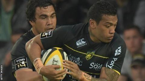 Alofa Alofa Alofa Alofa Harlequins sign Samoa winger BBC Sport