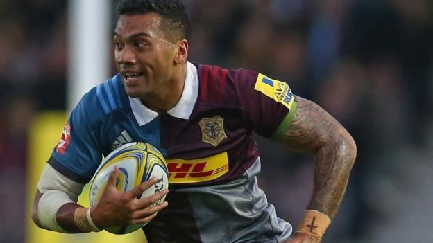 Alofa Alofa Alofa Alofa Samoa winger extends Harlequins contract BBC Sport