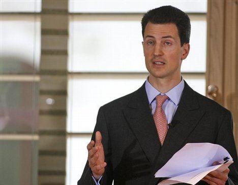 Alois, Hereditary Prince of Liechtenstein Liechtenstein Prince on fourday visit of India WorldNews