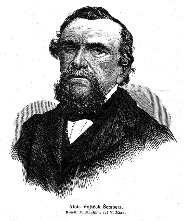 Alois Vojtech Sembera