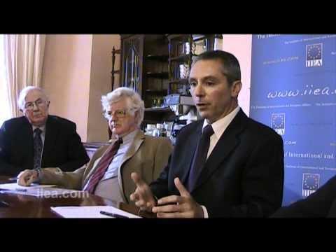 Alon Ben David Alon BenDavid on Israels Strategic Challenges in the Middle East