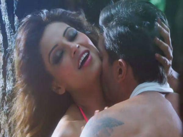 Alone (2015 film) movie scenes Bipasha Basu Love Making Easier Than Kissing Scene Exclusive in Bollywood Movie News January 16 2015 508 Views