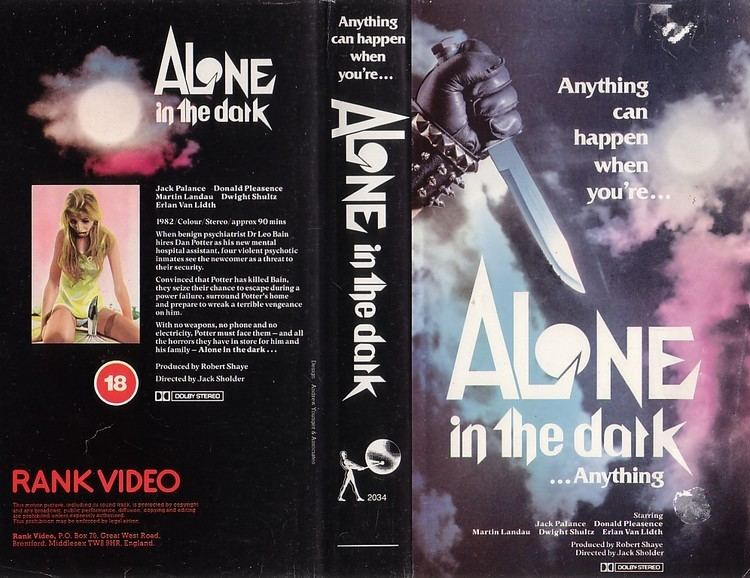 Alone in the Dark (1982 film) movie scenes Alone In The Dark Jack Sholder 1982
