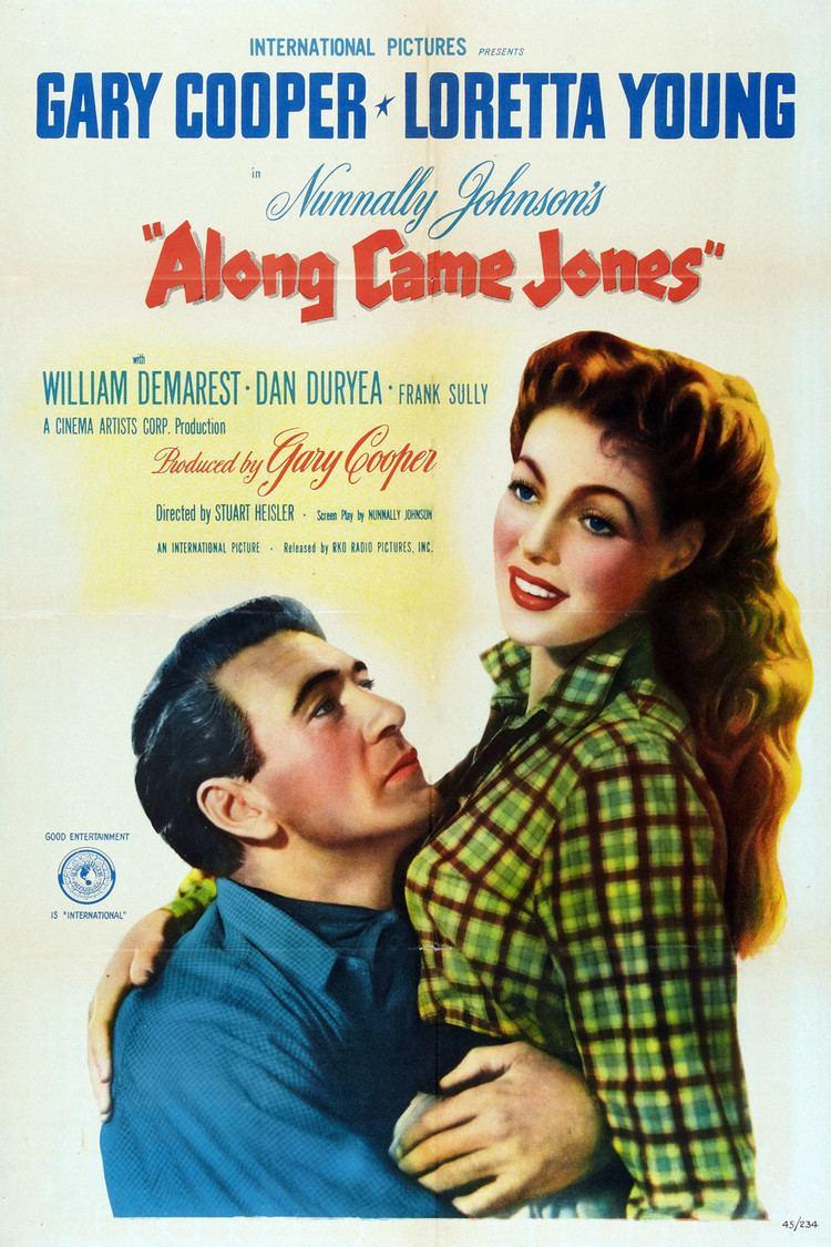 Along Came Jones (film) wwwgstaticcomtvthumbmovieposters755p755pv
