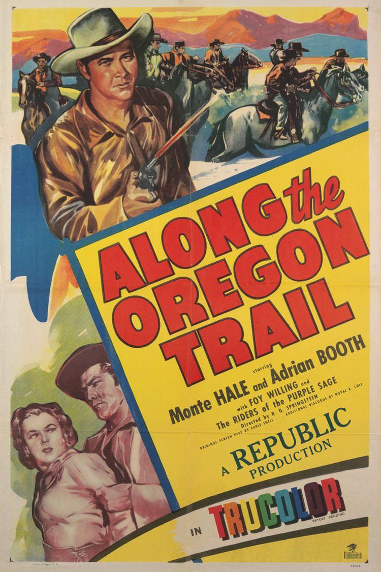 Along the Oregon Trail wwwgstaticcomtvthumbmovieposters90799p90799