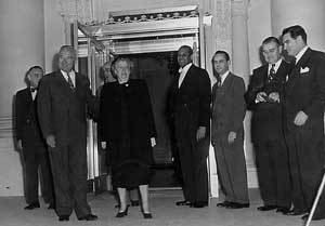 Alonzo Fields Truman Library White House Staff Then Now