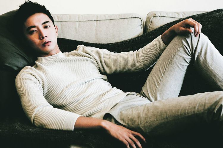 Aloysius Pang Why Aloysius Pang is only happy on set TODAYonline