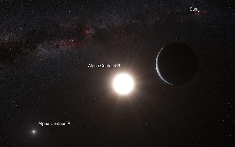 Alpha Centauri in fiction