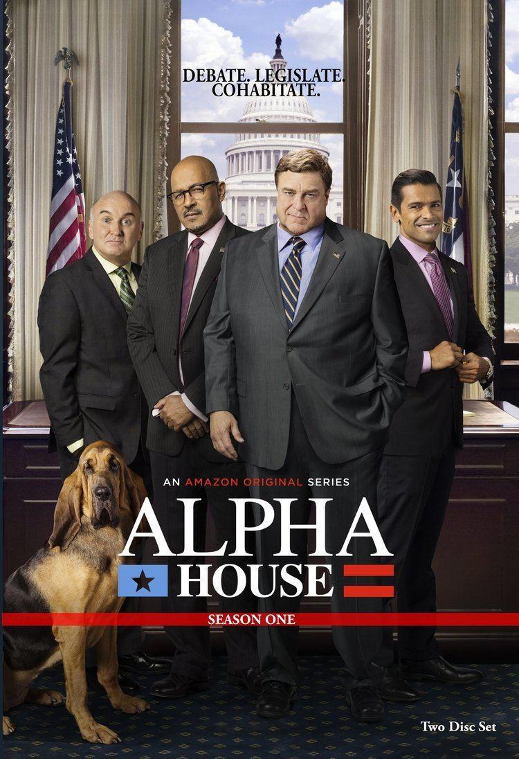 Alpha House Alpha House DVD Release Date