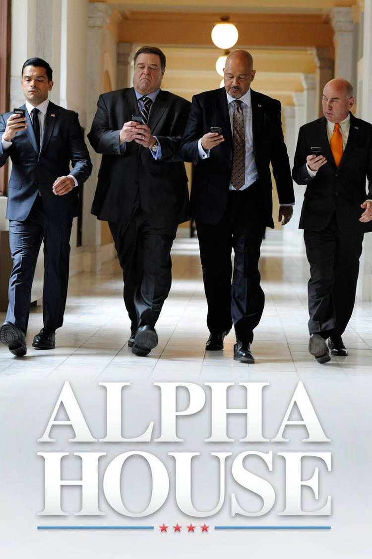 Alpha House Amazon39s 39Alpha House39 Gets October Premiere Hollywood Reporter