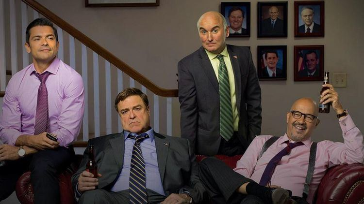 Alpha House Amazon39s 39Alpha House39 Is More 39Veep39 Than 39House of Cards39 REVIEW