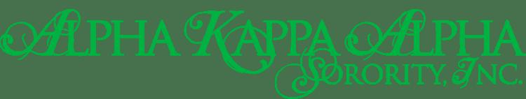 Alpha Kappa Alpha Alpha Kappa Alpha Sorority Inc