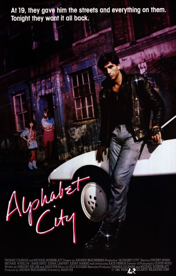 Alphabet City (film) Daily Grindhouse MOVIE OF THE DAY ALPHABET CITY 1984 Daily