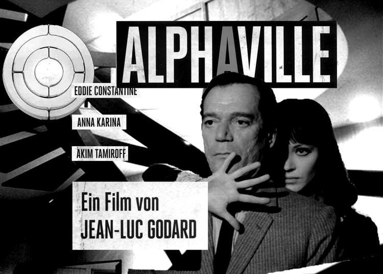 Alphaville (film) Alphaville by JeanLuc Godard Rmy Soubanre
