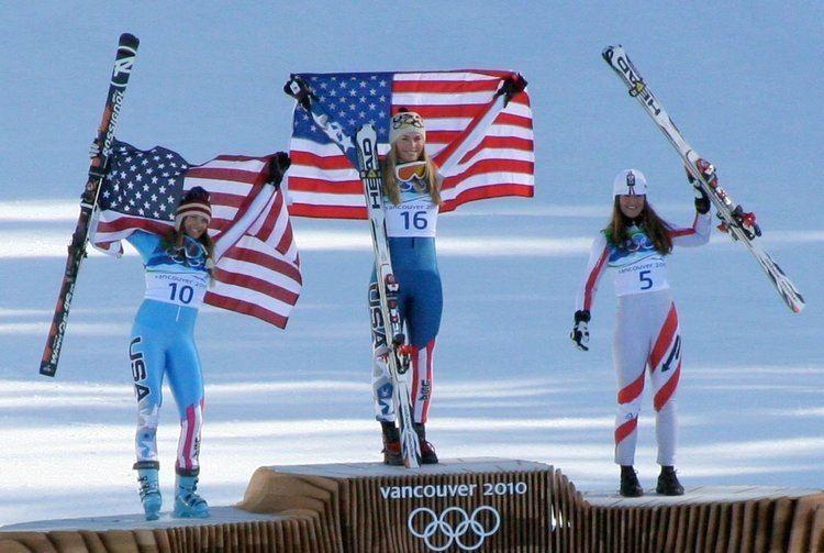 Alpine skiing at the 2010 Winter Olympics – Women's downhill