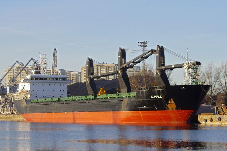 Alppila ALPPILA IMO 9381706 ShipSpottingcom Ship Photos and Ship Tracker