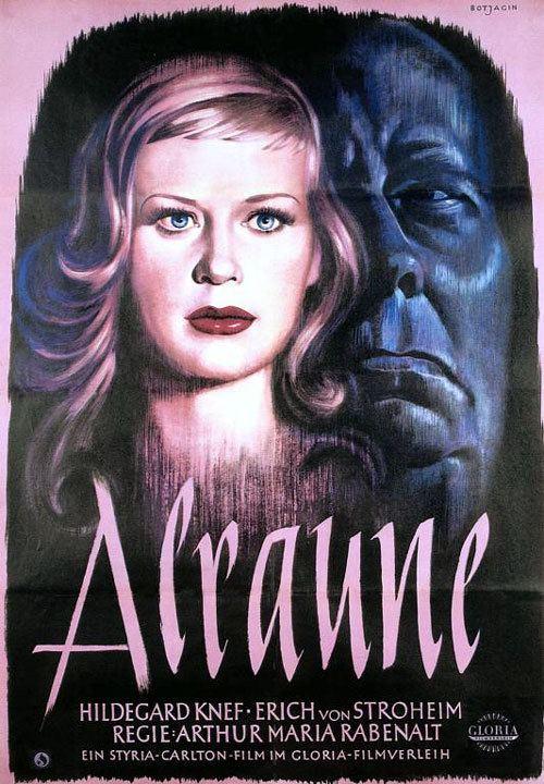 Alraune (1952 film) Alraune Arthur Maria Rabenalt 1952 SciFiMovies