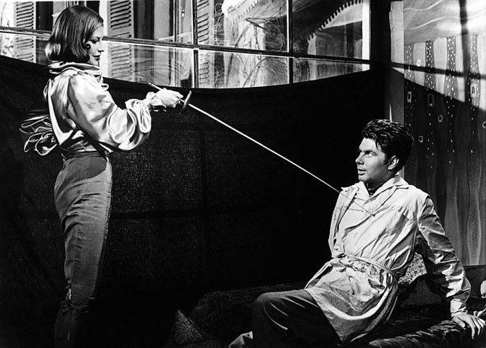 Alraune (1952 film) Still 9 from Alraune Arthur Maria Rabenalt 1952 SciFiMovies