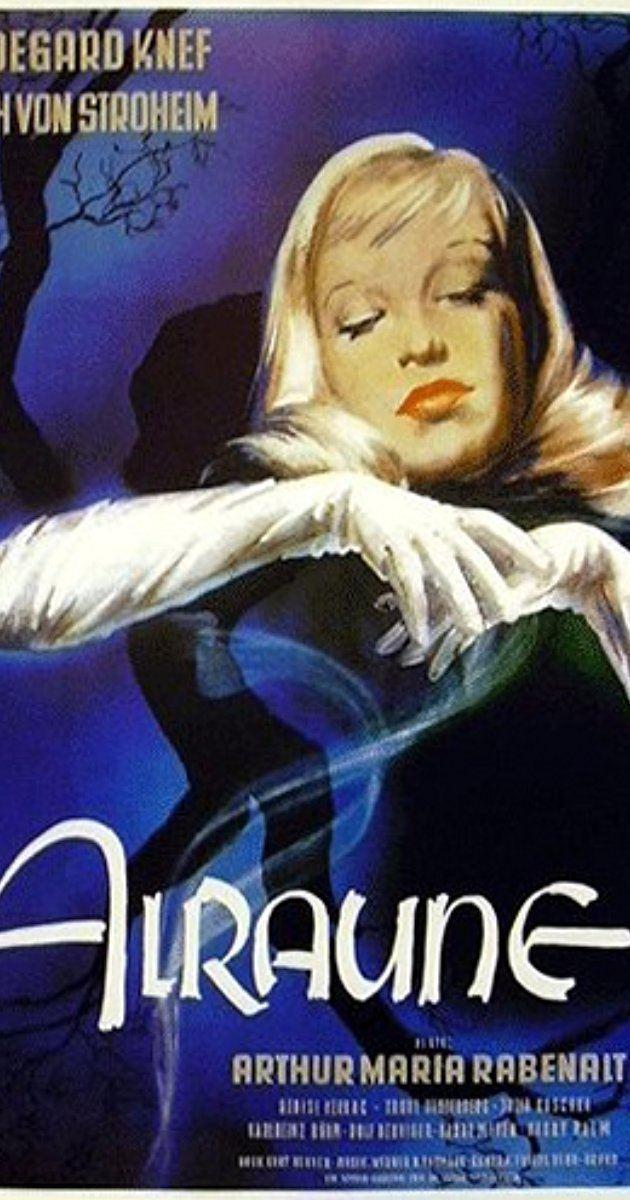Alraune (1952 film) Alraune 1952 IMDb