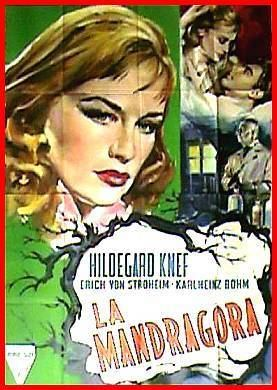 Alraune (1952 film) Alraune 1952 Filmografia vampirica