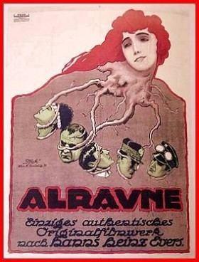 Alraune, die Henkerstochter, genannt die rote Hanne Alraune die Henkerstochter genannt die rote Hanne Sacrifice 1918