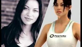 Alésia Glidewell Portal39s Chell Speaks An Interview with Chell39s Real Life Actress