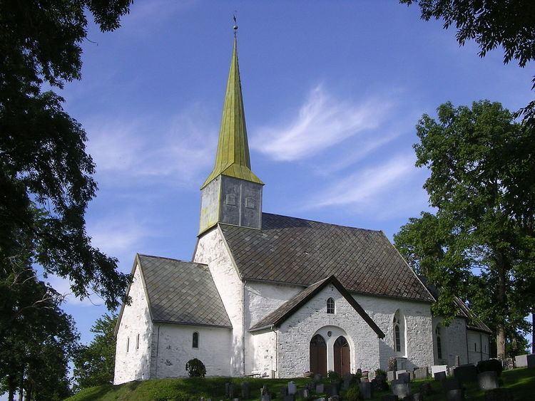 Alstadhaug Church